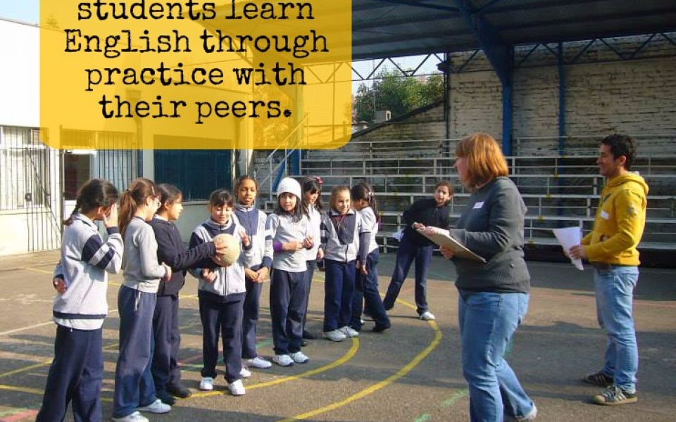 Practice with Peers